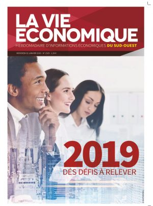 Couverture du journal du 02/01/2019