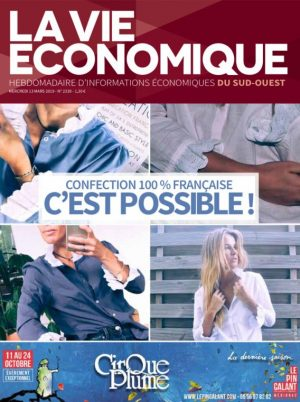 Couverture du journal du 13/03/2019