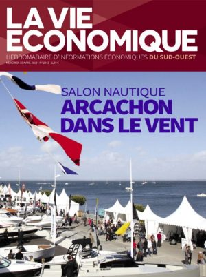Couverture du journal du 03/04/2019
