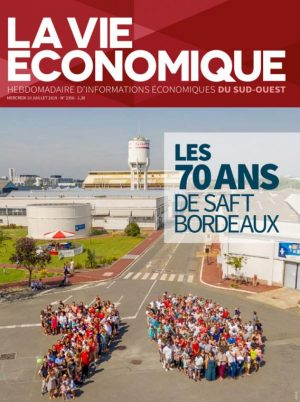 Couverture du journal du 10/07/2019
