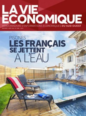 Couverture du journal du 07/08/2019