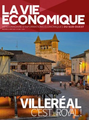 Couverture du journal du 21/08/2019