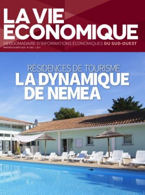 Couverture du journal du 28/08/2019