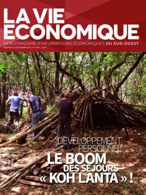 Couverture du journal du 18/09/2019
