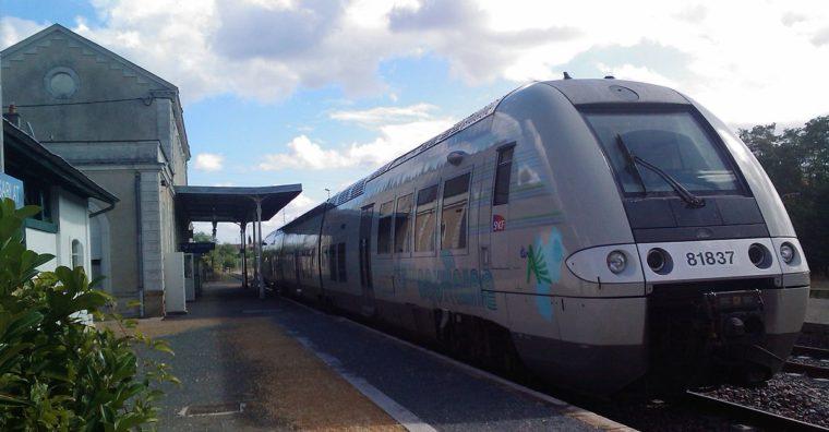 Illustration de l'article Transports : Réouverture de la ligne  TER « Bordeaux-Bergerac-Sarlat »