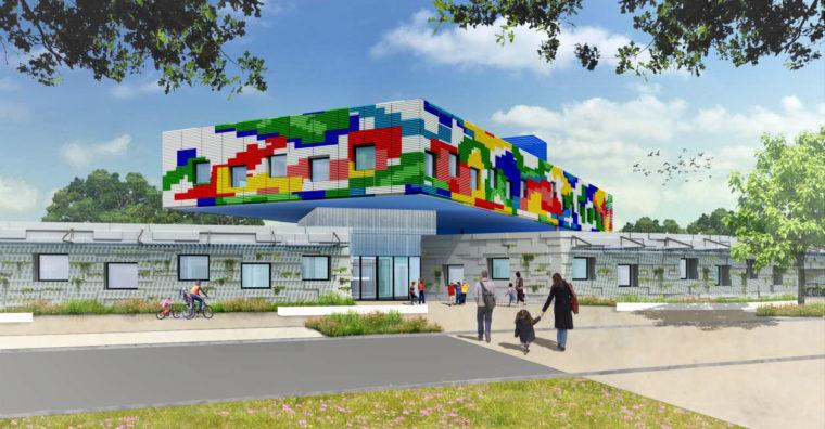 Illustration de l'article Bâtiment : une école nouvelle génération à Boulazac