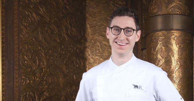 Illustration de l'article Un chef pâtissier brille à Paris