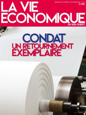 Couverture du journal du 19/02/2020