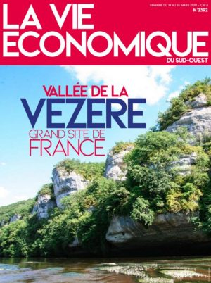 Couverture du journal du 18/03/2020