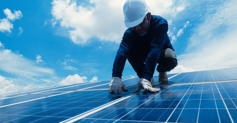 Illustration de l'article Photovoltaïque financement participatif pour la centrale solaire de Losse