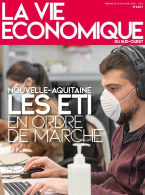Couverture du journal du 20/05/2020