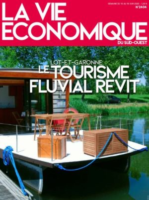 Couverture du journal du 10/06/2020