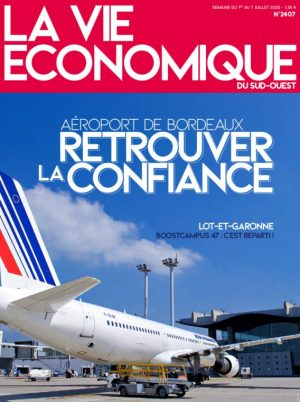 Couverture du journal du 01/07/2020