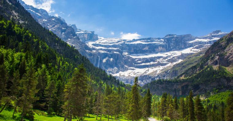 Illustration de l'article Vallée de Gavarnie, la belle saison