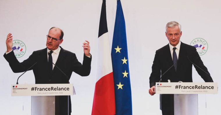 Illustration de l'article PLAN DE RELANCE : 100 MILLIARDS POUR LA FRANCE
