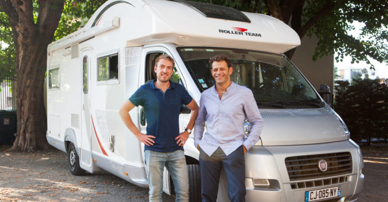 Illustration de l'article LE BOOM DES CAMPINGS-CARS