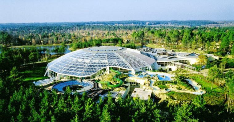 Illustration de l'article Lot-et-Garonne : Le chantier du Center Parcs avance