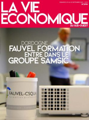 Couverture du journal du 16/09/2020