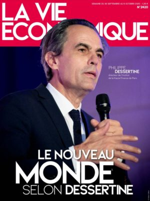 Couverture du journal du 30/09/2020