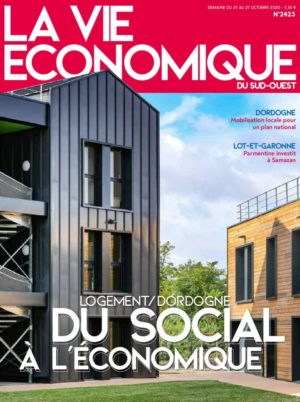 Couverture du journal du 21/10/2020