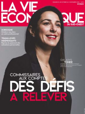 Couverture du journal du 28/10/2020