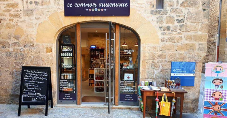 Illustration de l'article Dordogne – Le « Comptoir Authentique » à l'honneur