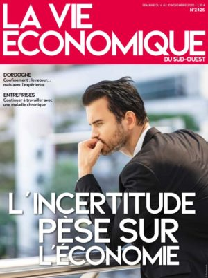 Couverture du journal du 04/11/2020