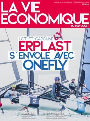 Couverture du journal du 25/11/2020