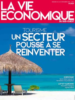 Couverture du journal du 02/12/2020