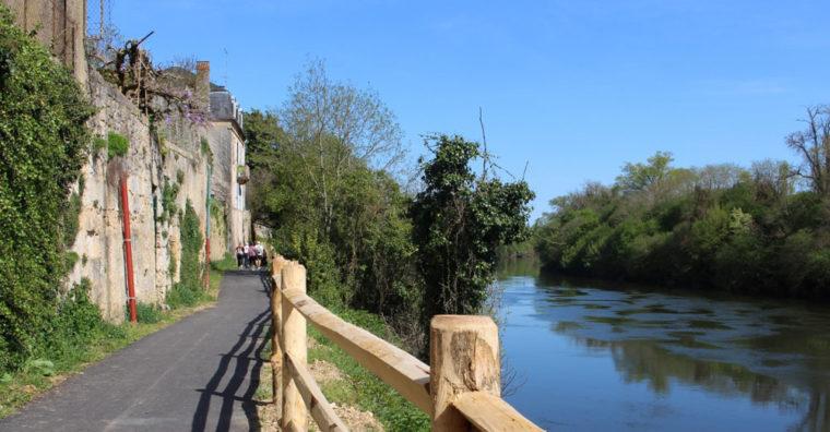 Illustration de l'article [ Dordogne ] Vélo tourisme : voie douce en Bergeracois