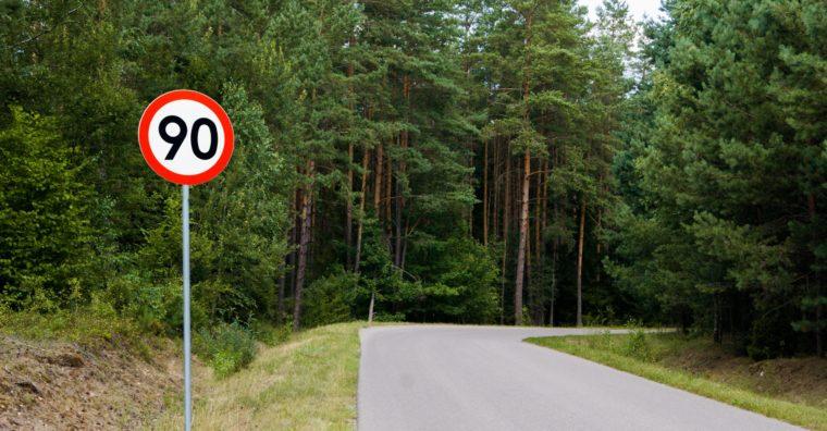 Illustration de l'article [Dordogne] Retour aux 90 km/h sur 287 km de routes