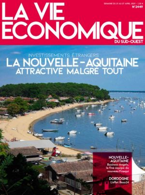 Couverture du journal du 21/04/2021