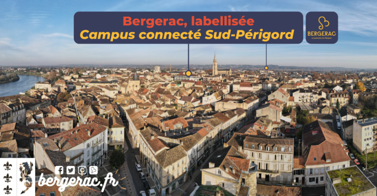 Illustration de l'article Bergerac connectée