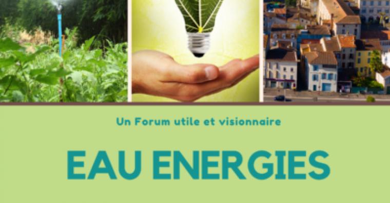 Illustration de l'article [ Lot-et-Garonne ] 1er forum eau énergies territoires à Agen
