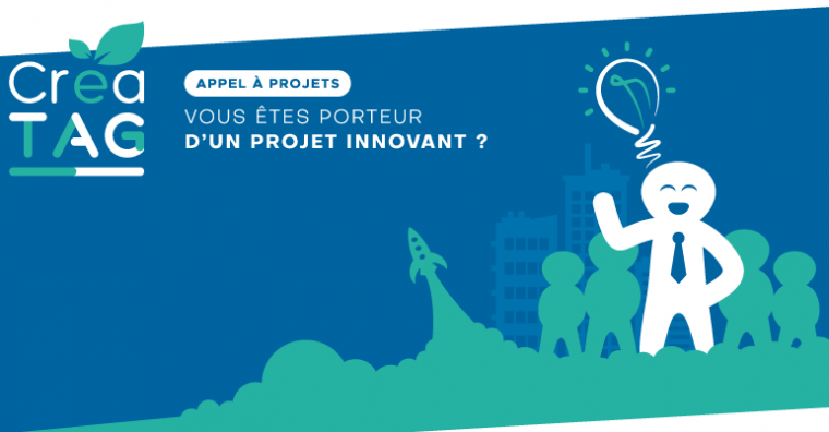 Illustration de l'article [ Lot-et-Garonne ] Appel à projets Créa'TAG : inscriptions en cours