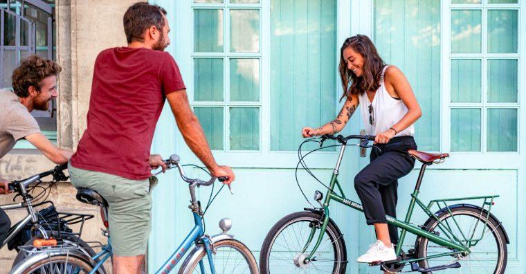 Illustration de l'article Nouvelle-Aquitaine : L'envol du vélo