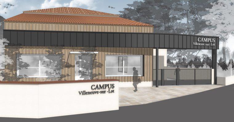 Illustration de l'article Villeneuve-sur-Lot : un campus prometteur